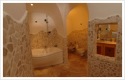 Hotels Sardinia, Bathroom